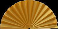 折扇扇子中国扇中国风金箔纸