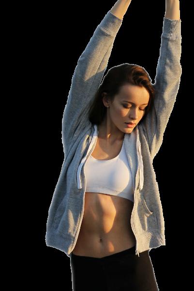 人女性女人运动健康