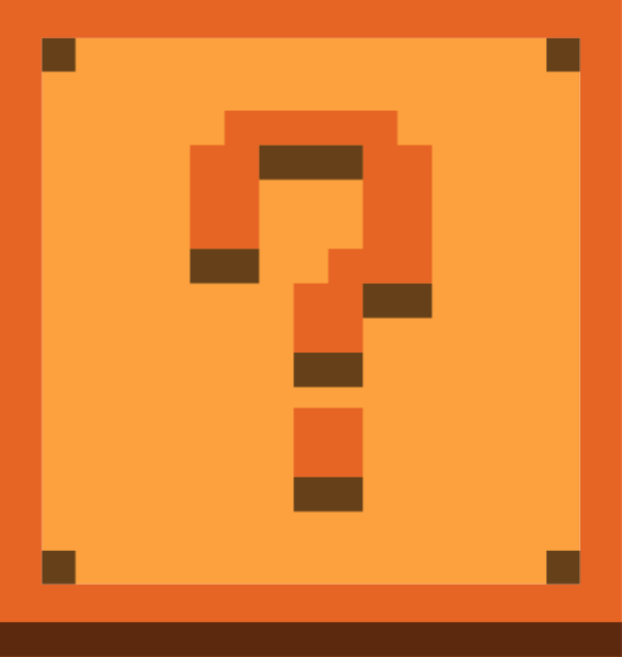顶蘑菇问号马里奥兄弟超级玛丽游戏道具