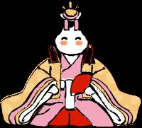 和风传统女儿节日本日本文化