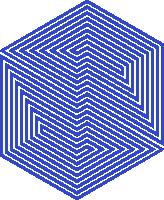 纹理六边形抽象几何视觉