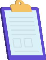 文件夹文件病历本记录单记录夹