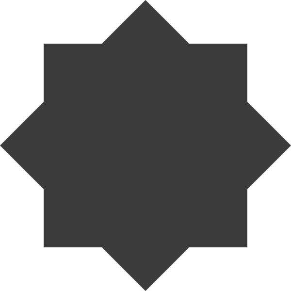 八角形多边形几何基本常用