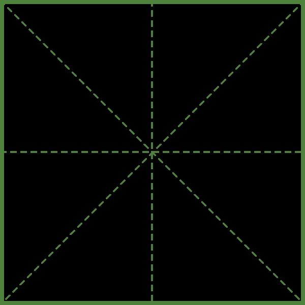 米字格田字格边框线框框