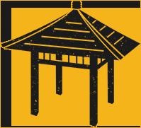 亭子凉亭中式建筑建筑建筑物