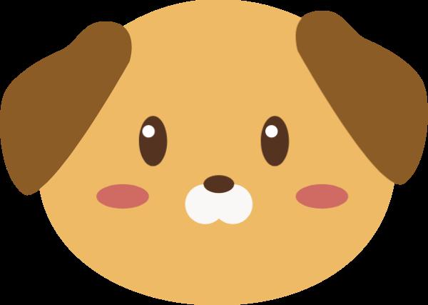 狗小狗寵物狗頭像動物