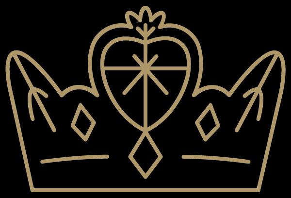 皇冠王冠crown头冠装饰