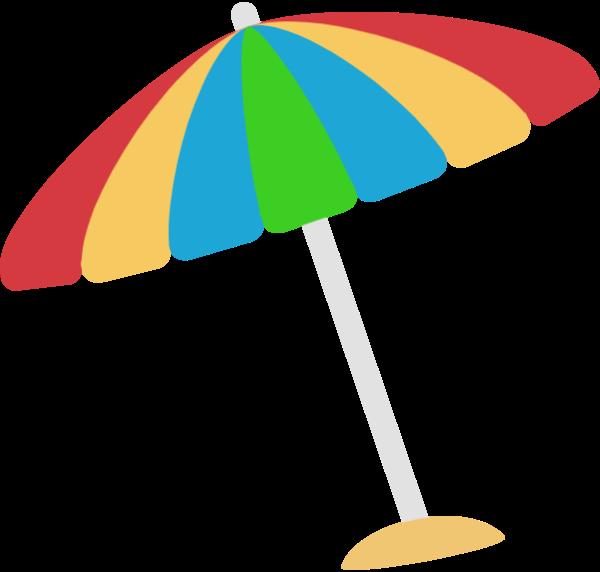 防晒伞伞雨伞沙滩游泳