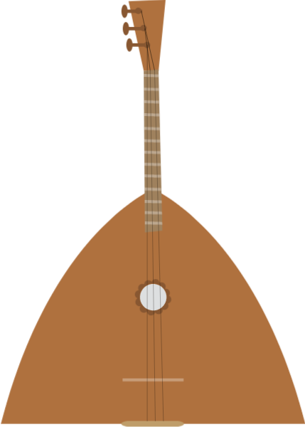 吉他巴拉莱卡琴乐器古筝马头琴