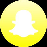 社交媒体snapchat互联网app应用图标