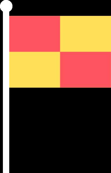 旗帜旗子旗卡通外交