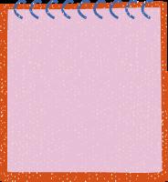 笔记本本子文本活页本册子