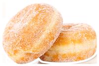 甜甜圈糕點點心食物甜品