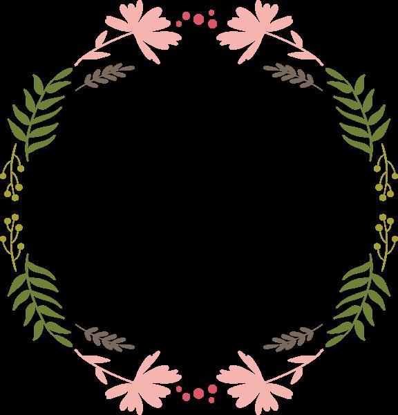 树叶枝条植物花花卉