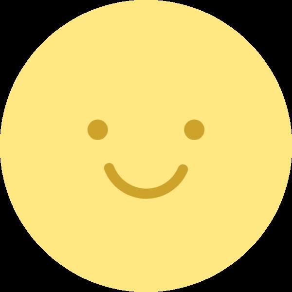 表情emoji微笑开心笑脸