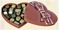 巧克力情人节礼物复古爱情