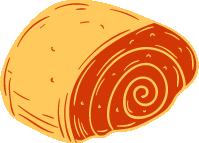 面包食物美食蛋糕西点