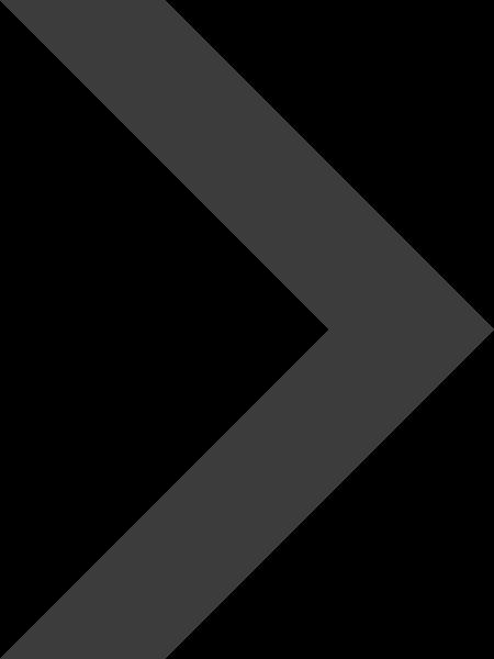 右箭头右向指示标示箭头