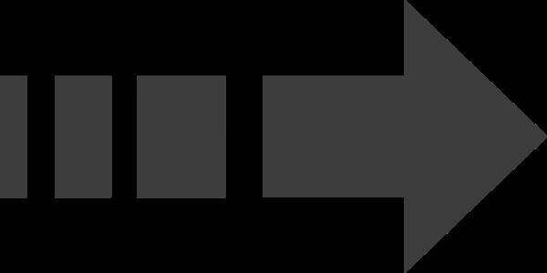 箭頭右箭頭指示線線條