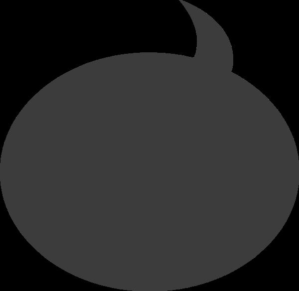 对话框黑底标识灰色图形