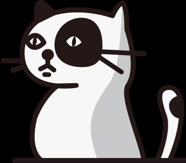 猫花猫小猫猫咪卡通