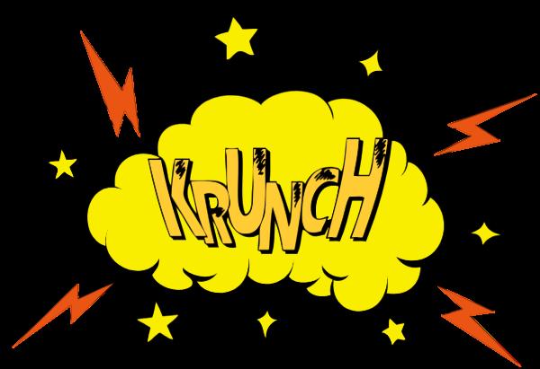 爆炸krunch拟声词碰撞漫画