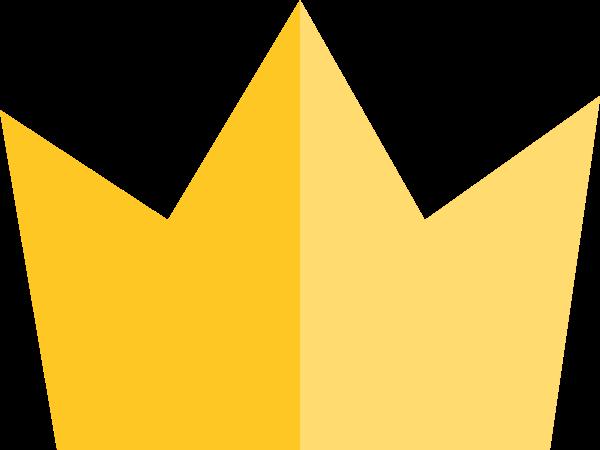 皇冠王冠crown圖標精致