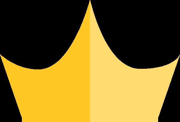王冠皇冠crown圖標精致