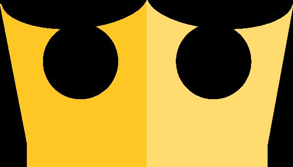 王冠皇冠crown圖標飾品