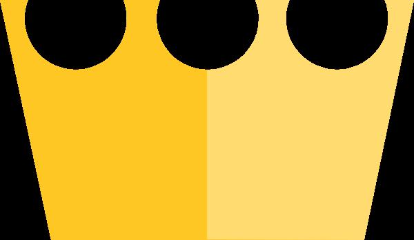 王冠皇冠crown飾品圖標