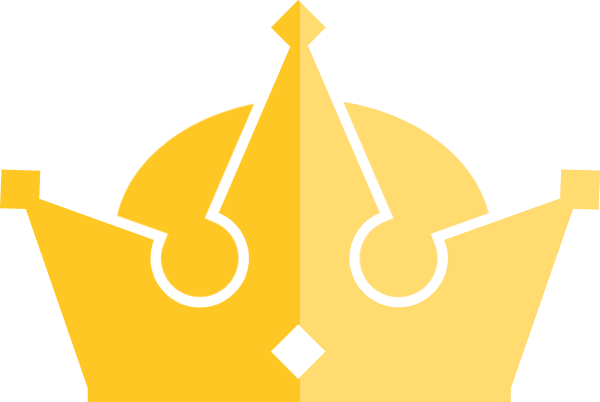 王冠皇冠crown图标精致
