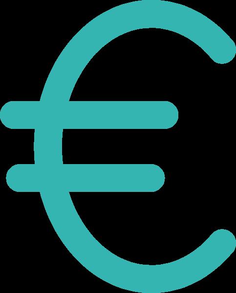欧元货币符号字符支付