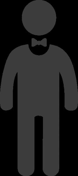 人物家庭男性身份象征