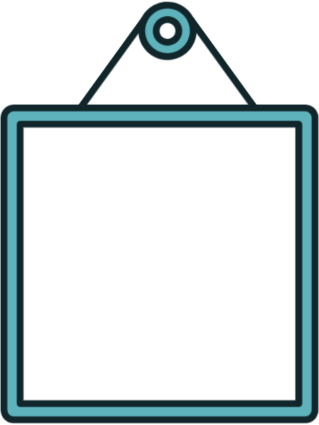 相框挂牌标题栏标题框标题