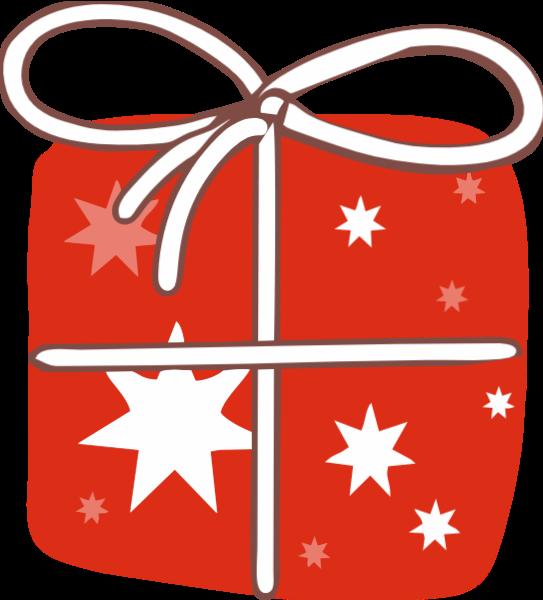 礼盒礼物礼包彩色感谢
