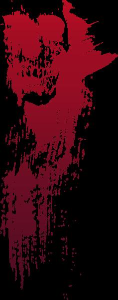 血迹恐怖血腥红色装饰