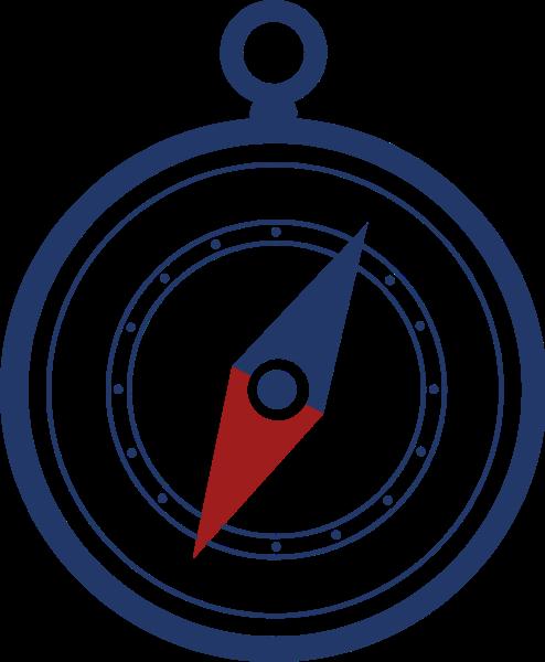 指南针秒表计时表复古航海