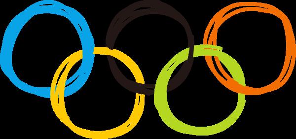运动竞技奥运奥运五环标志