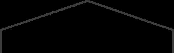屋顶框简约装饰灰色