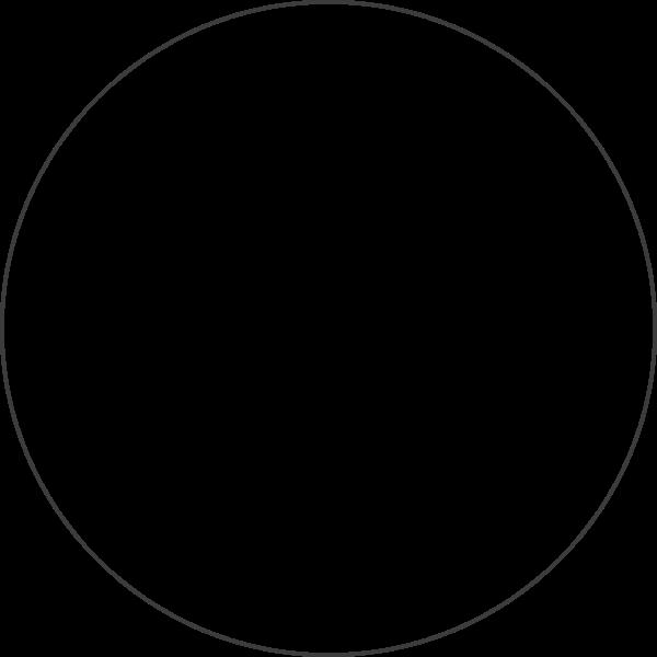 圆形框圆形圆几何基本