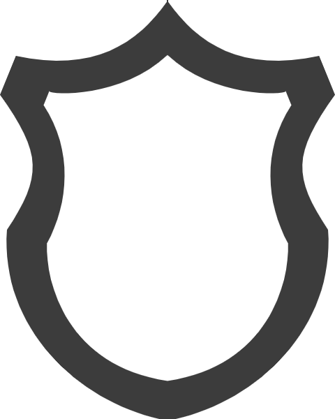 几何图形警章徽章基本