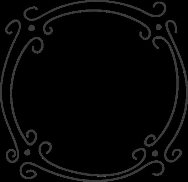 框花纹花环画框边框