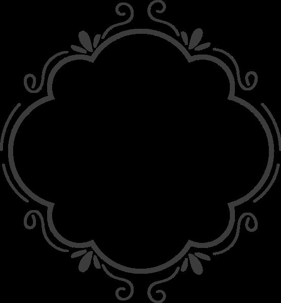 框画框线条花纹图形