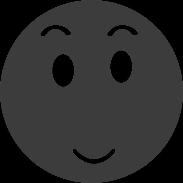 笑脸微笑表情表情包贴图