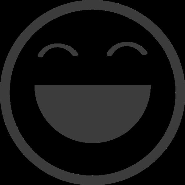 憨笑表情大笑开心表情包