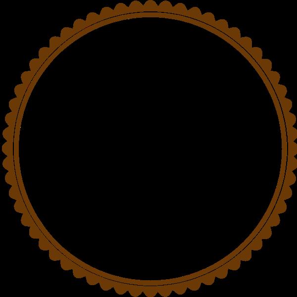 圆环图形边框框圆框