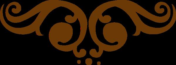 装饰复古花纹图腾动物