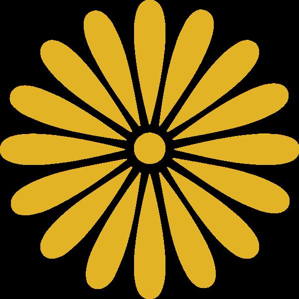 花草植物花花朵黄色