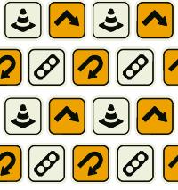 符号标志标识警示警示牌