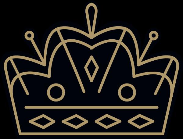 皇冠王冠crown饰品头冠